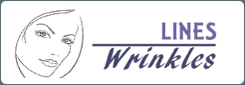 Lines and Wrinkles Logo